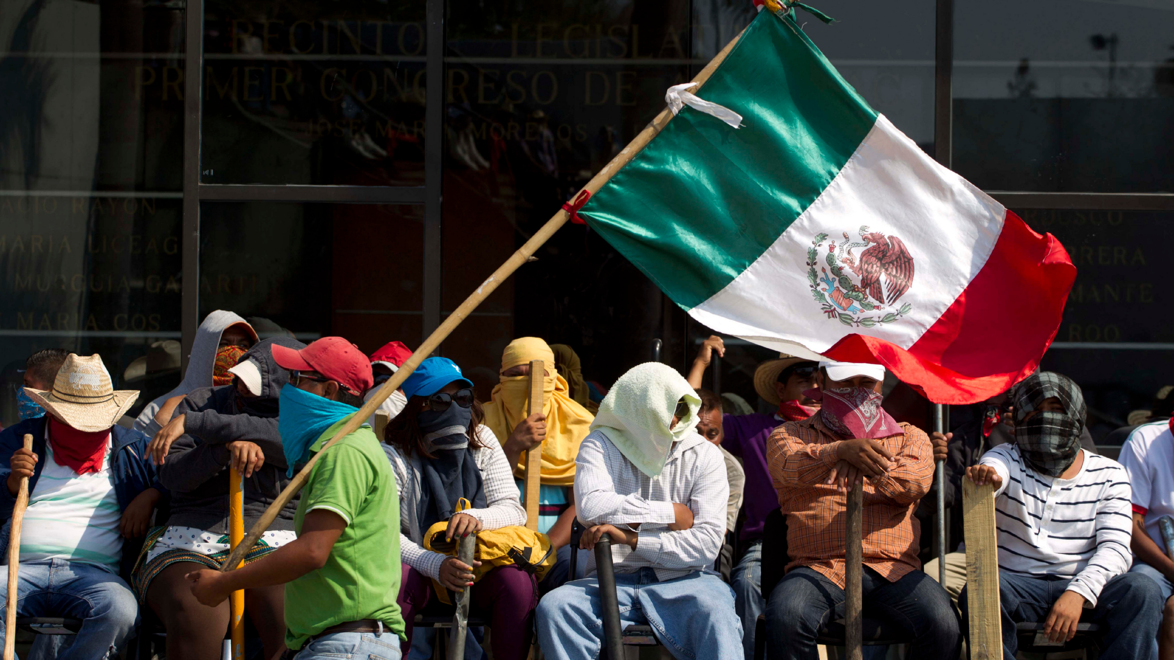 Mexico Teacher Protests