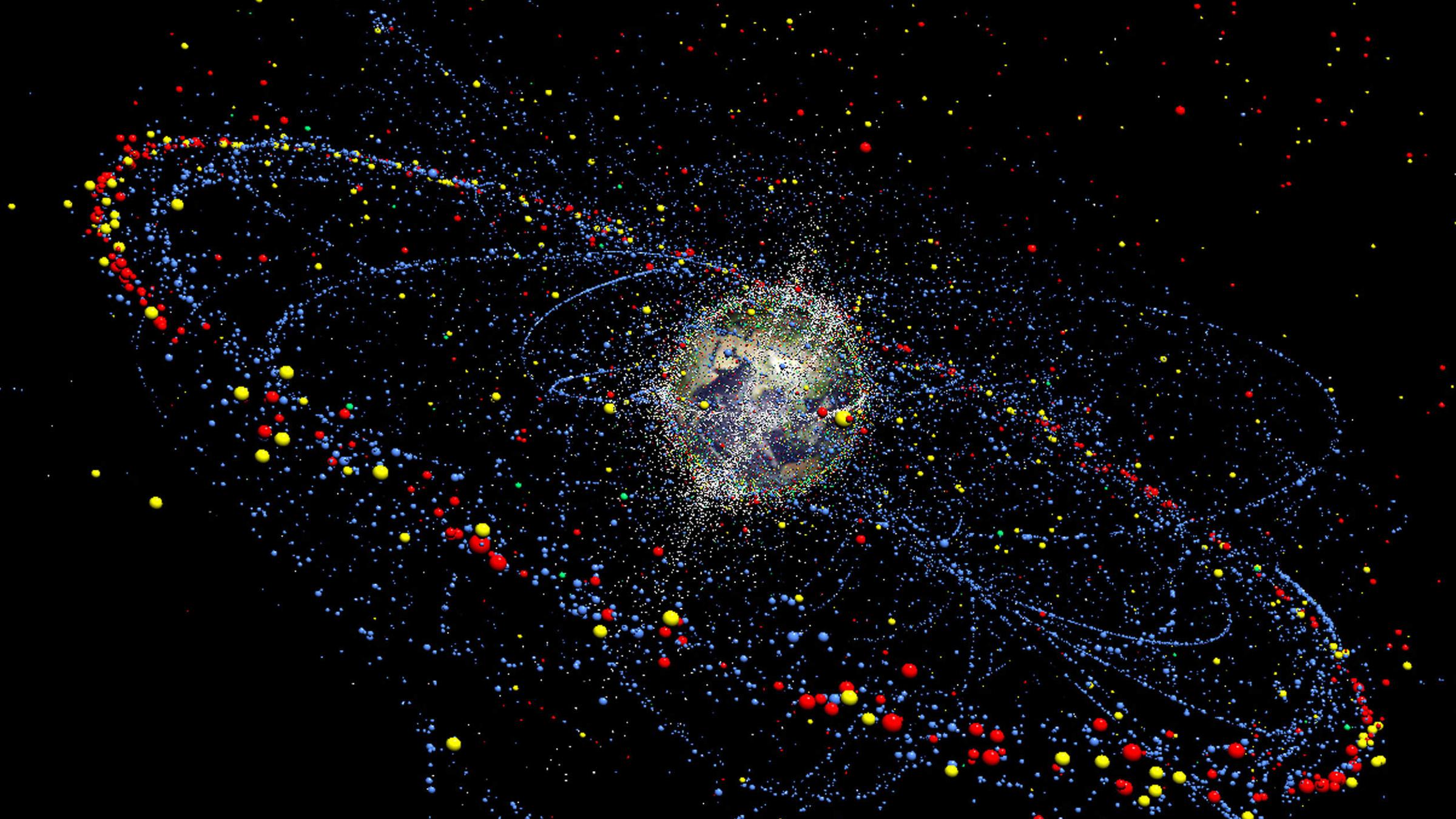nasa orbital debris - HD1400×787