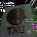 TXU buyout and debt