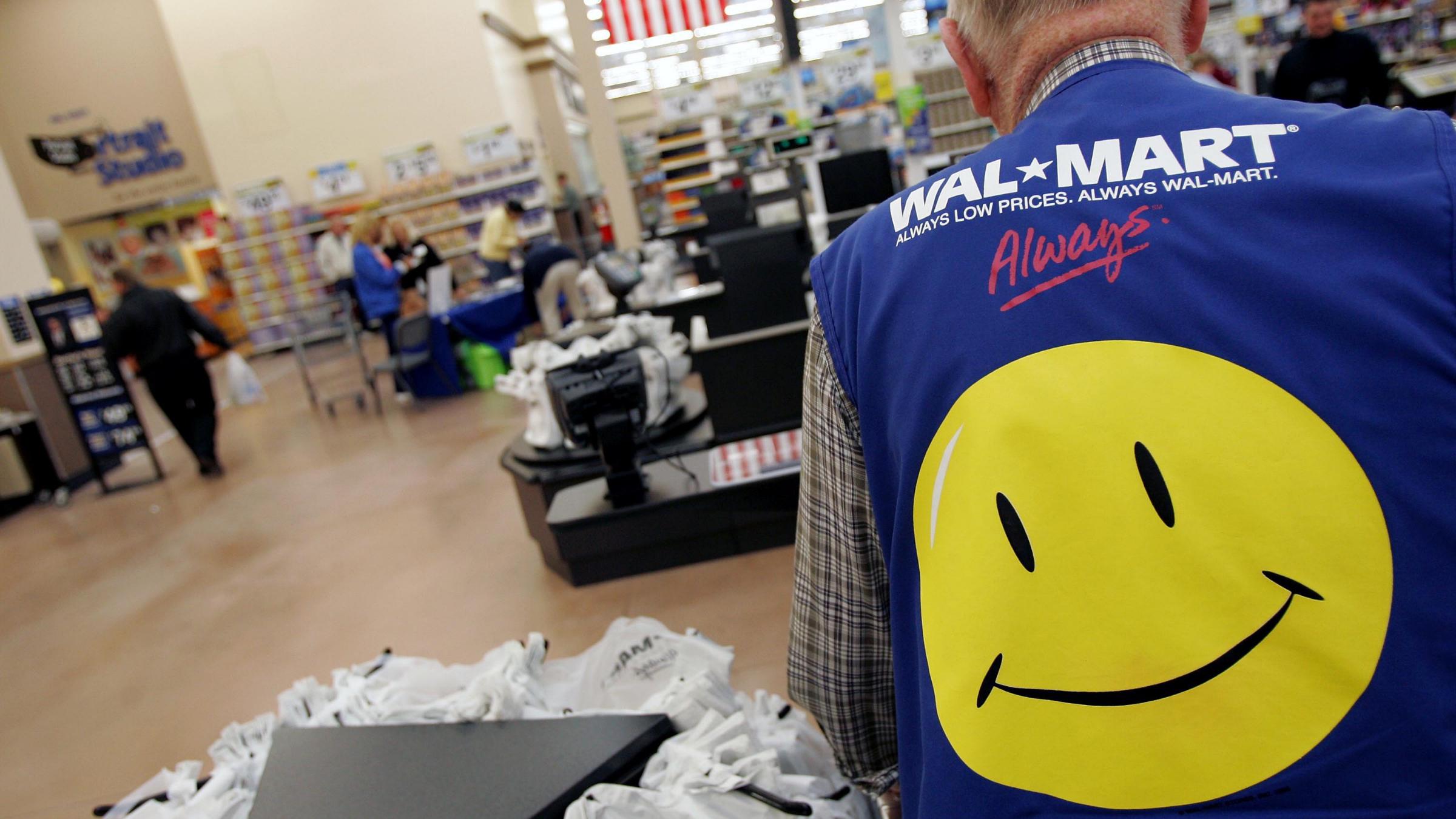 Walmart Is Great at CSR
