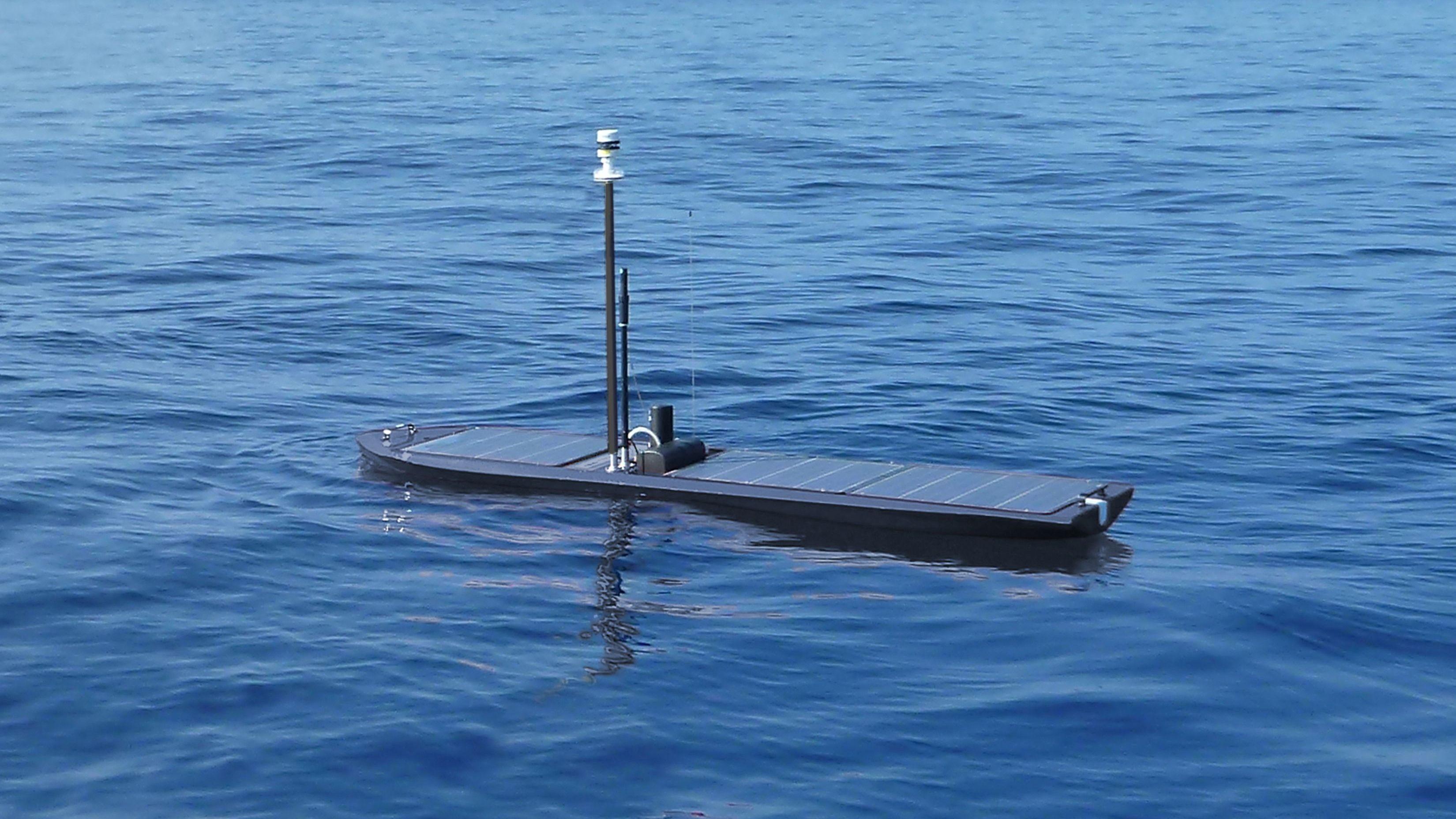 Liquid Robotics Wave Glider sv3