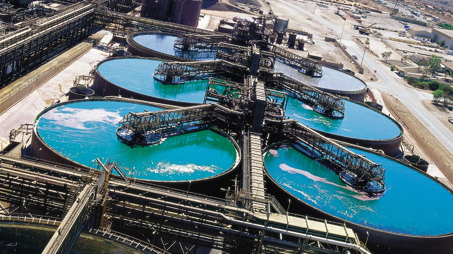 australia mining commodities