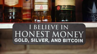 I believe in honest money: Gold, Silver, and Bitcoin