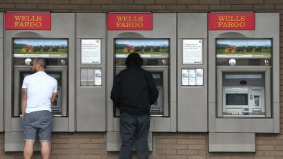 Wells Fargo ATM machines