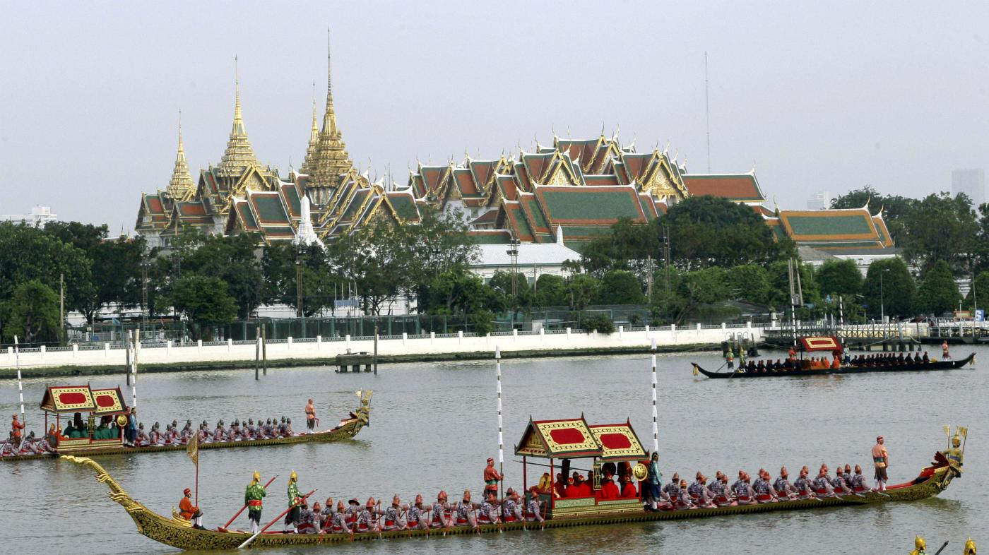 Why Bangkok is the world's number one tourist destination ...