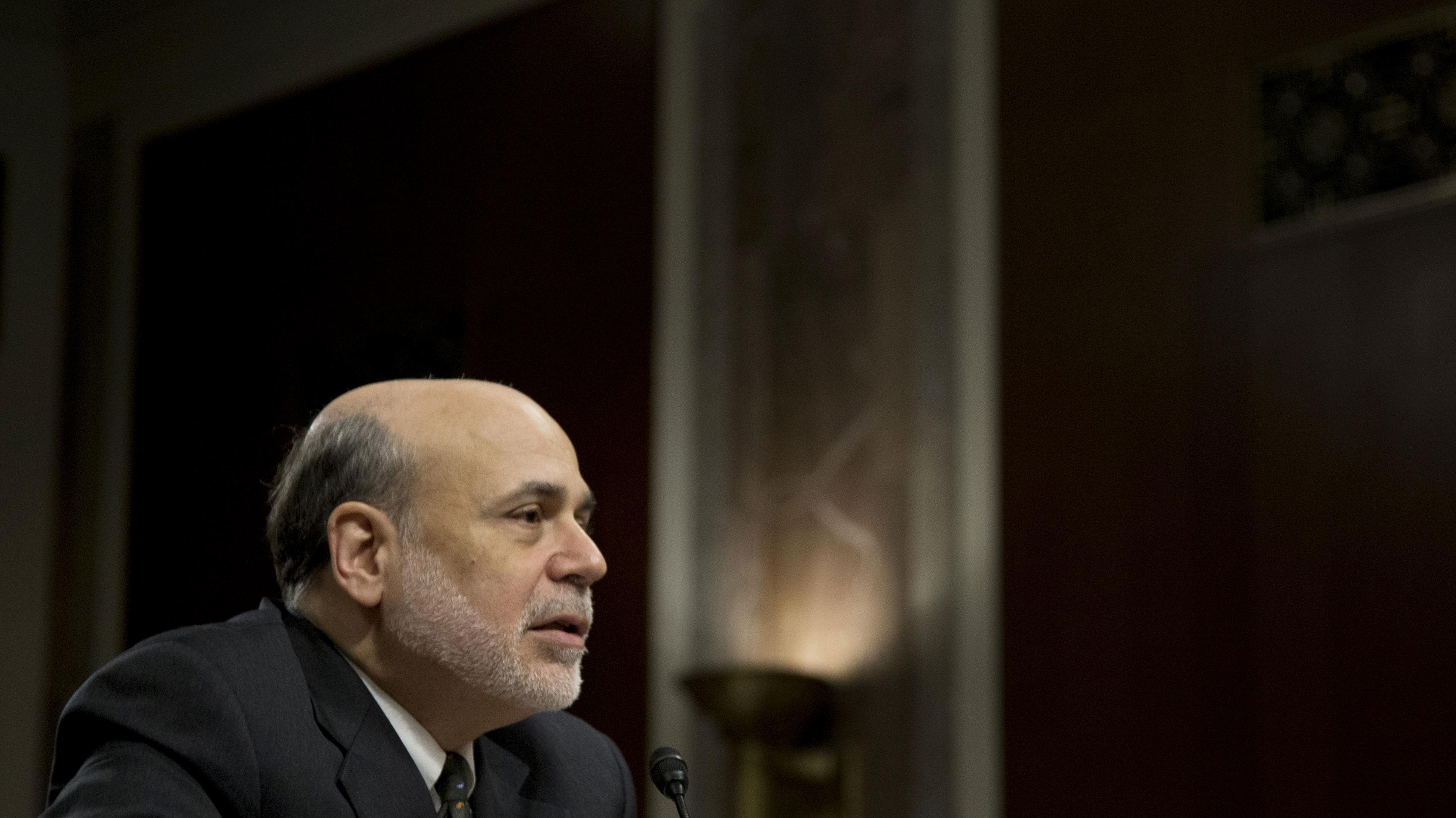 Ben Bernanke, Federal Reserve