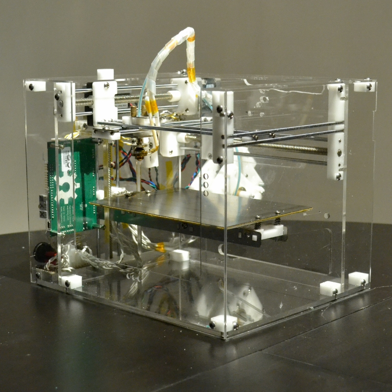 3d printer from makibox