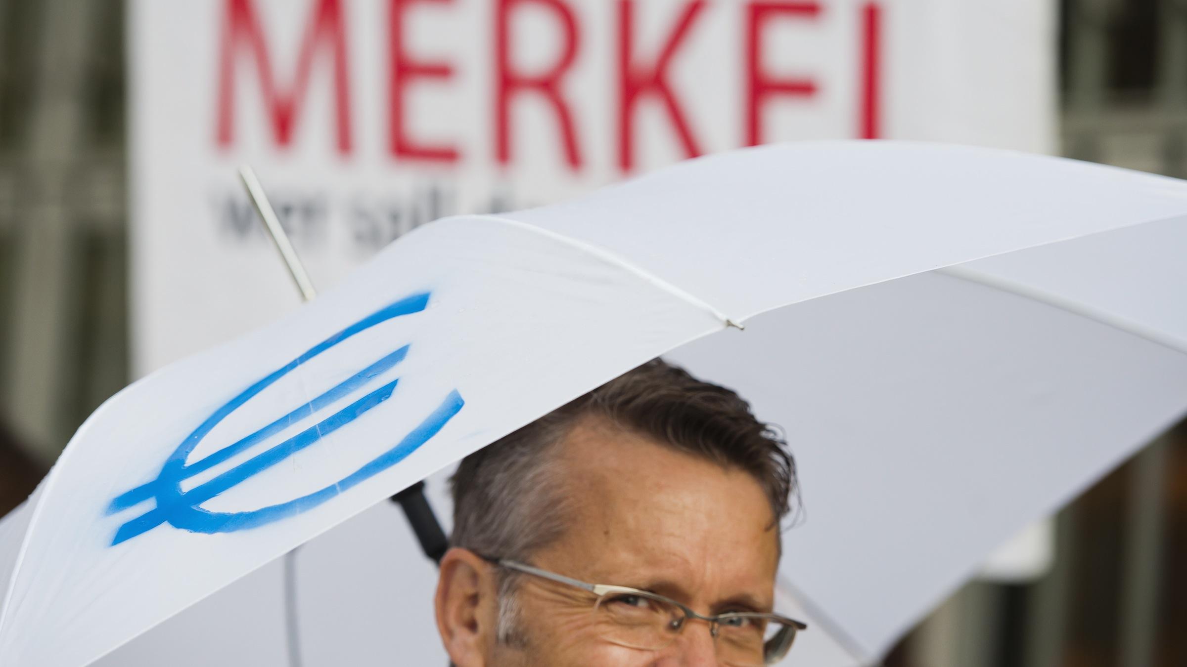 Euro umbrella