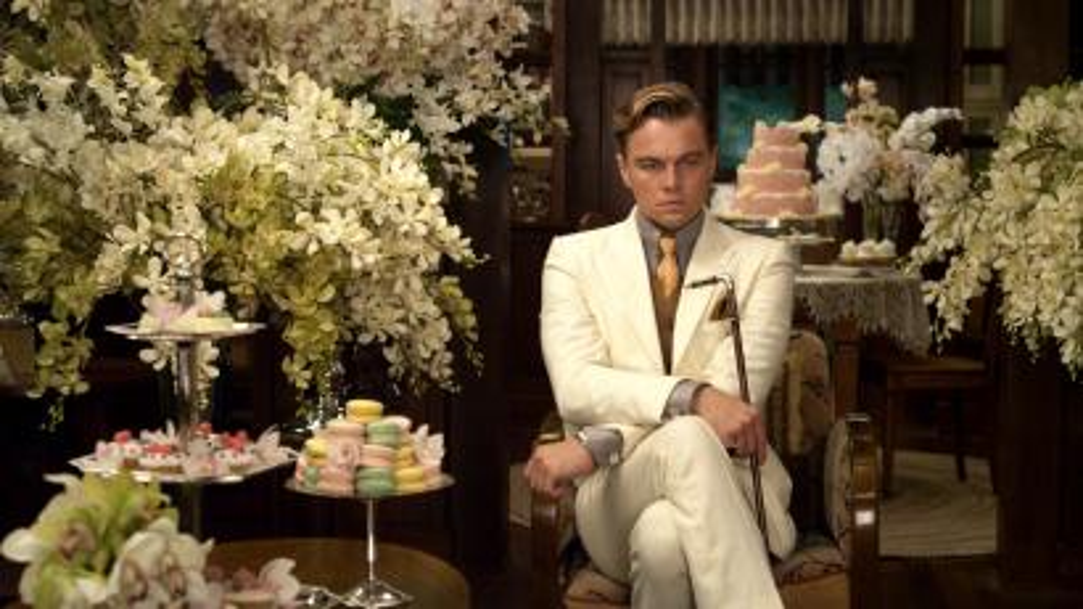 Great Gatsby, Leonardo DiCaprio