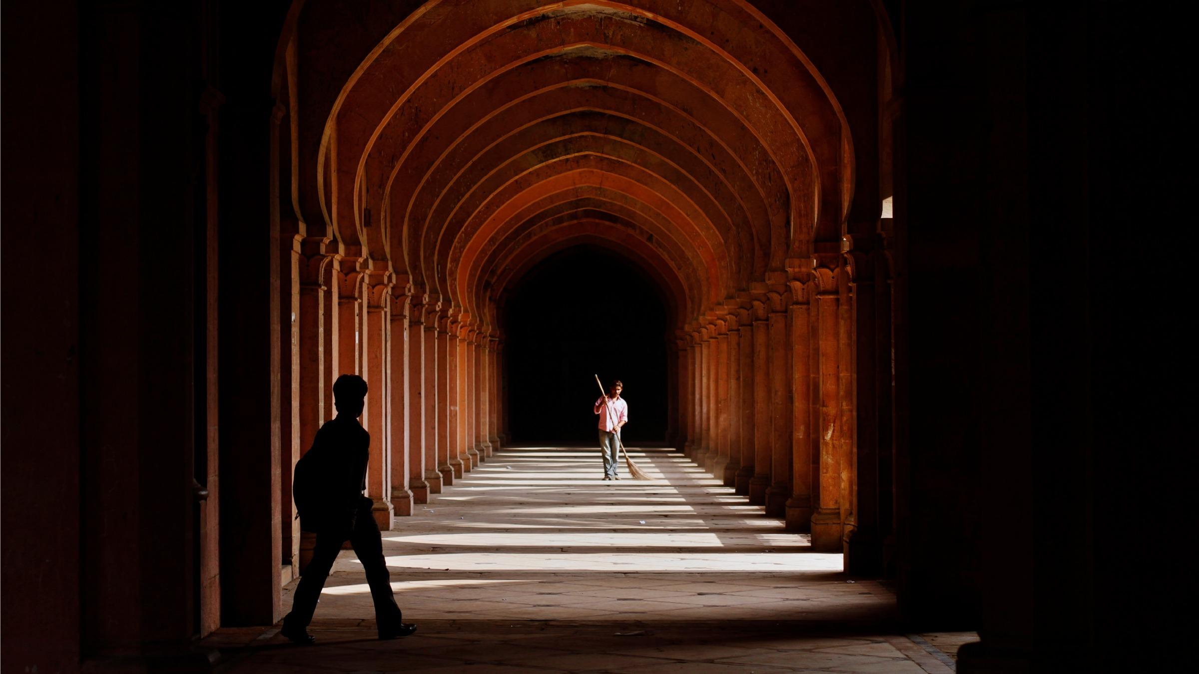 Allahabad University in Allahabad, India