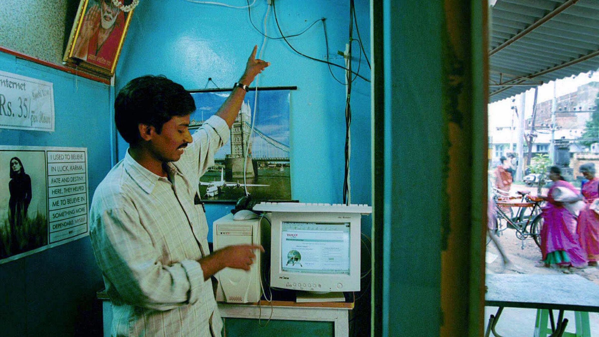 Internet in India