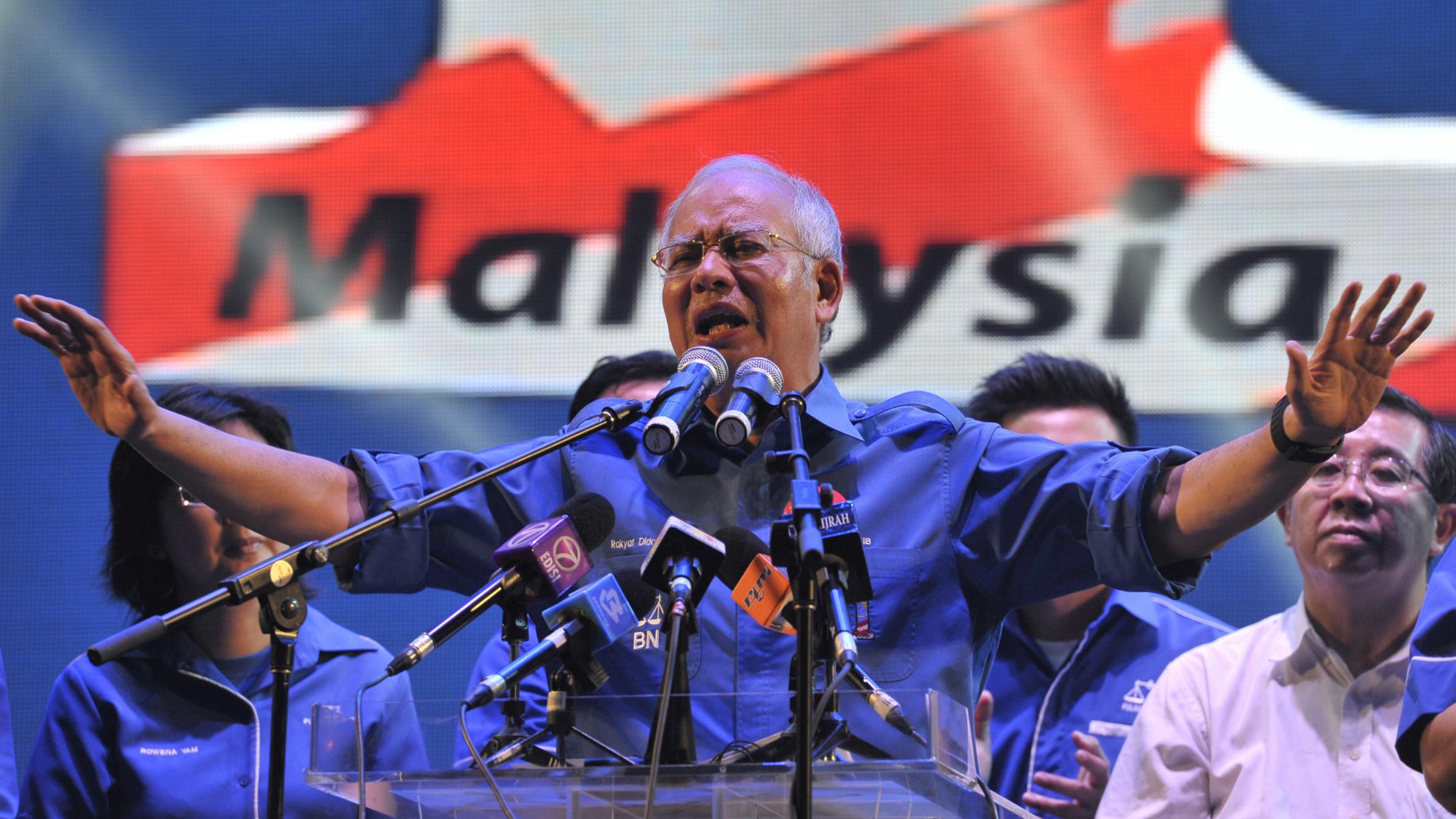 MalaysiaPMElection