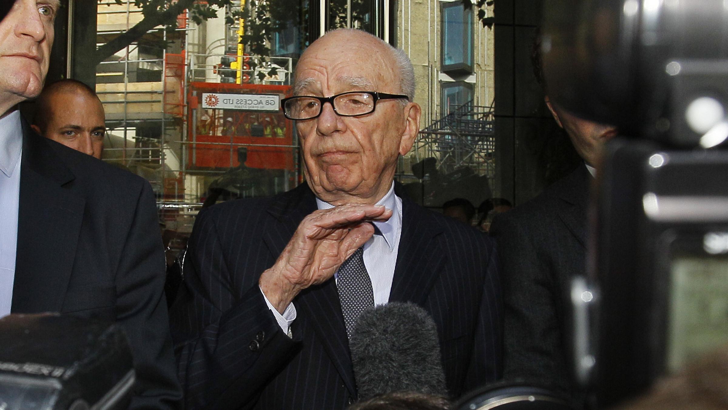 Rupert Murdoch News Corp.