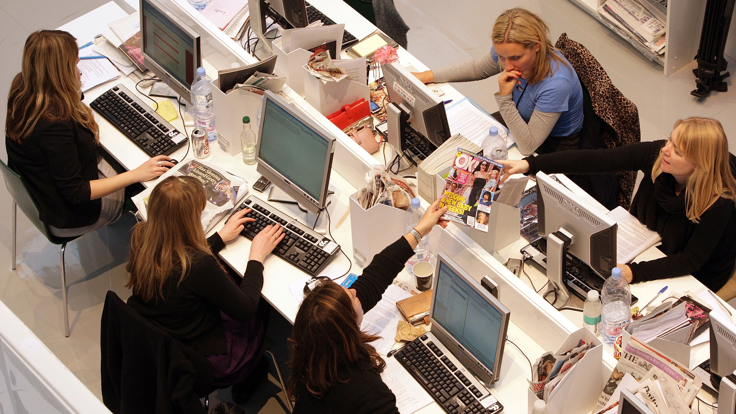 Neuroscientists have figured out why you can't concentrate at work