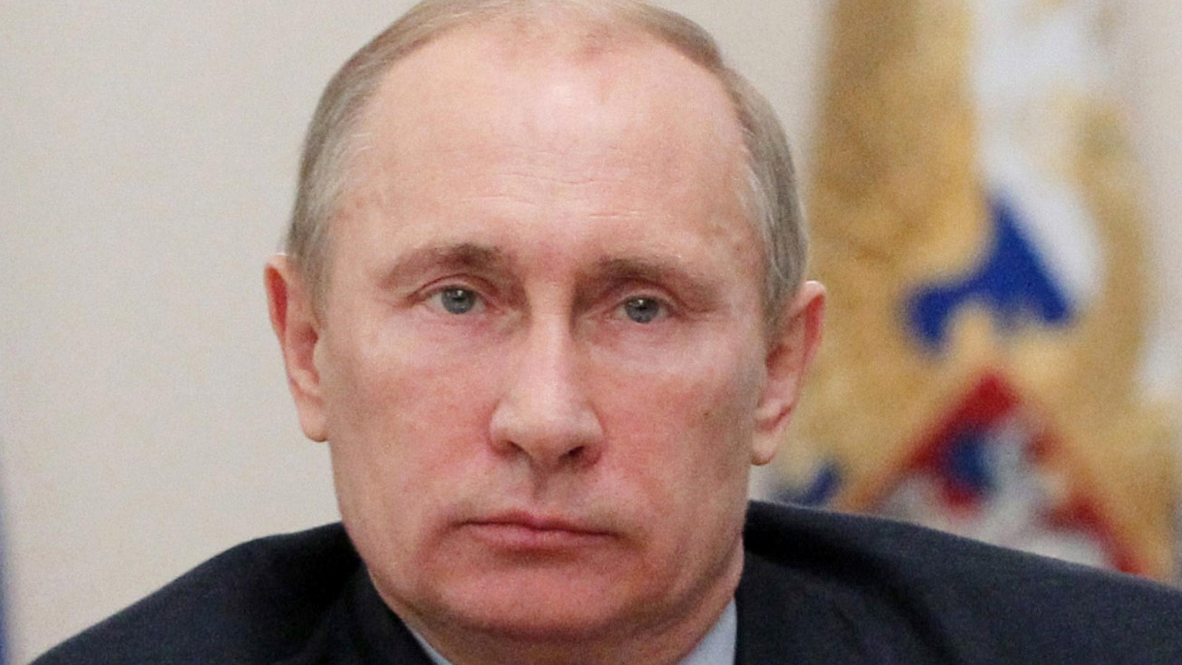 Gazprom putin