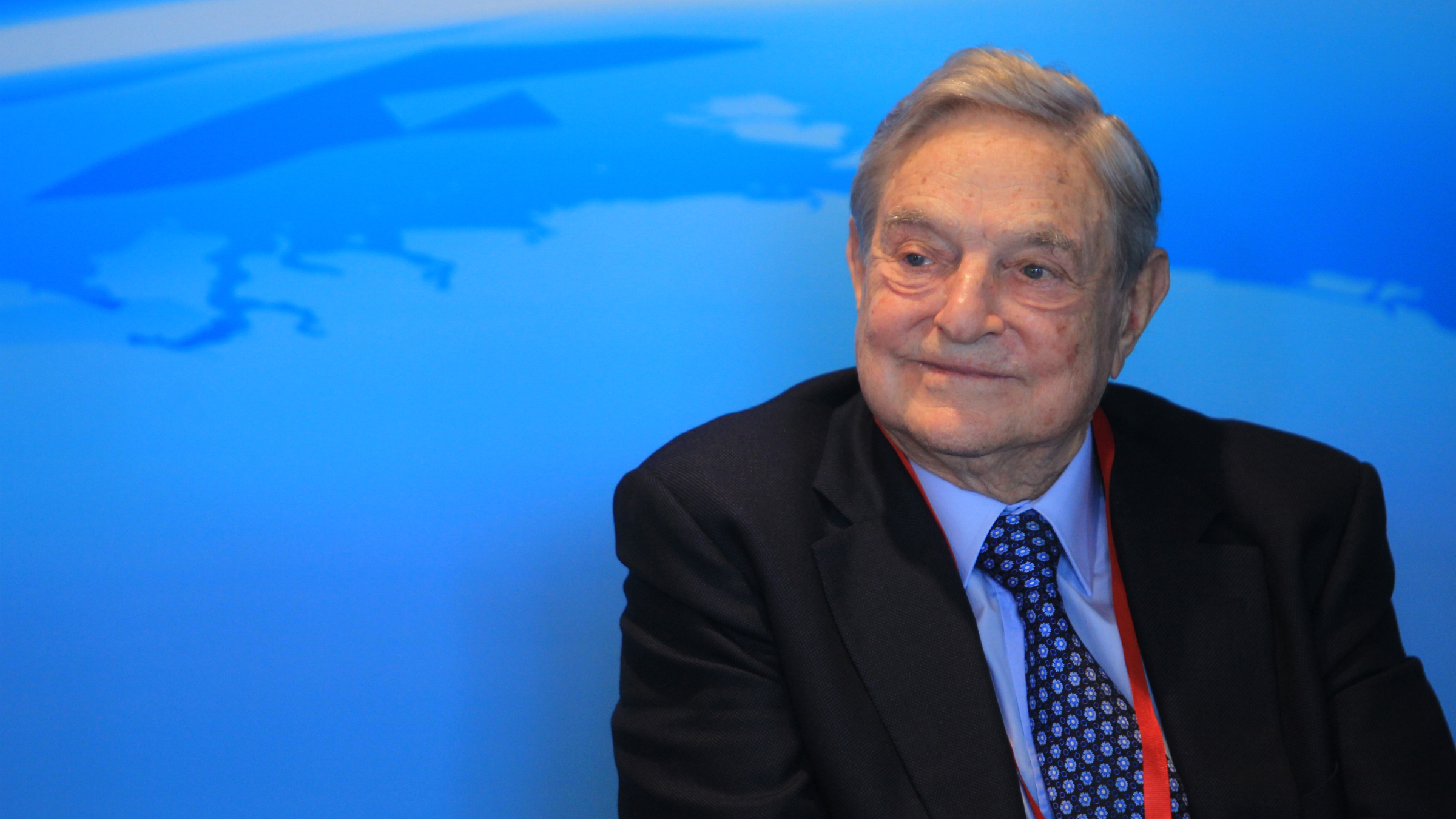 Soros: Not dead, and doing rather nicely, thank you.