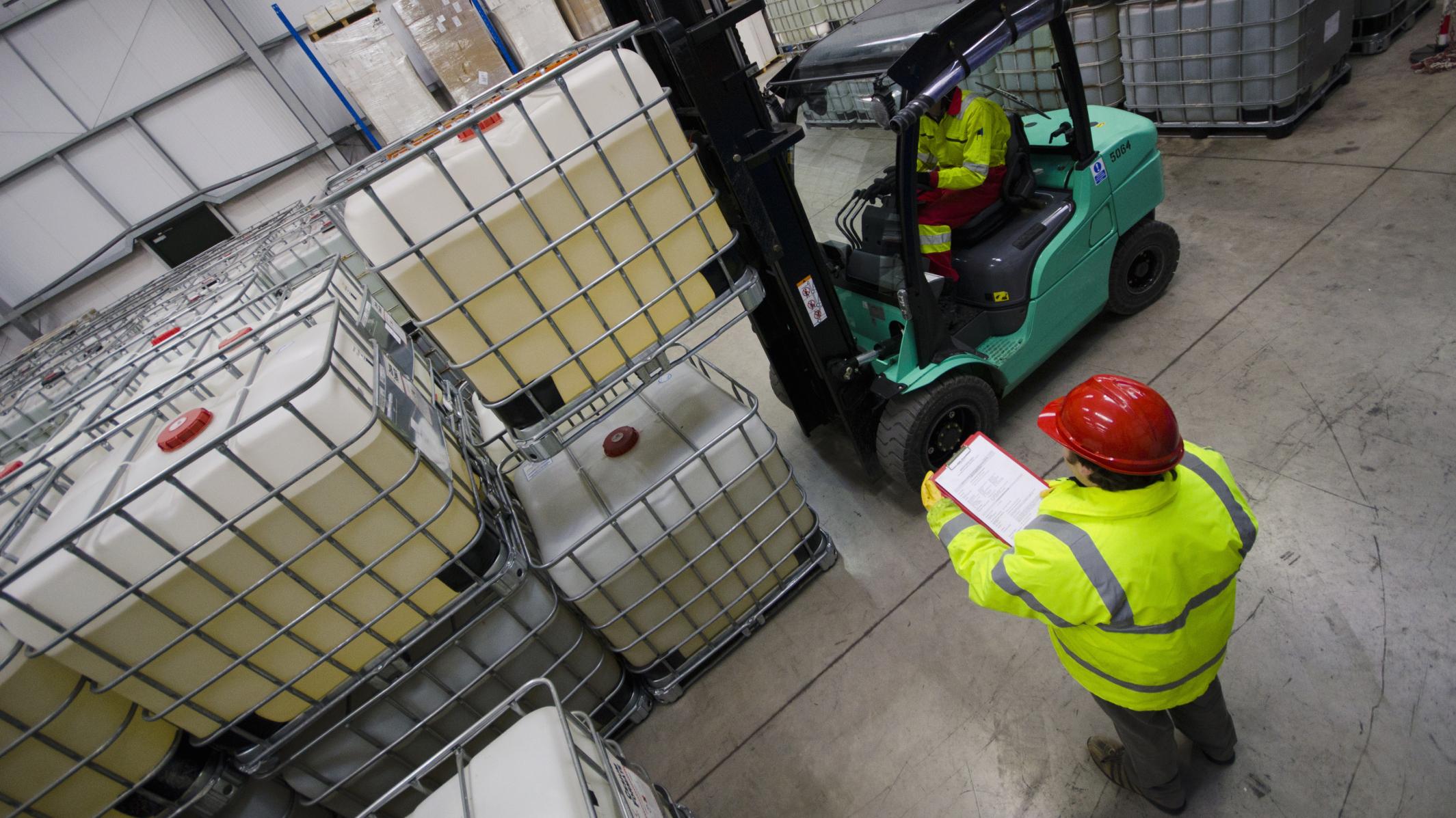 UK chemicals manufacturing