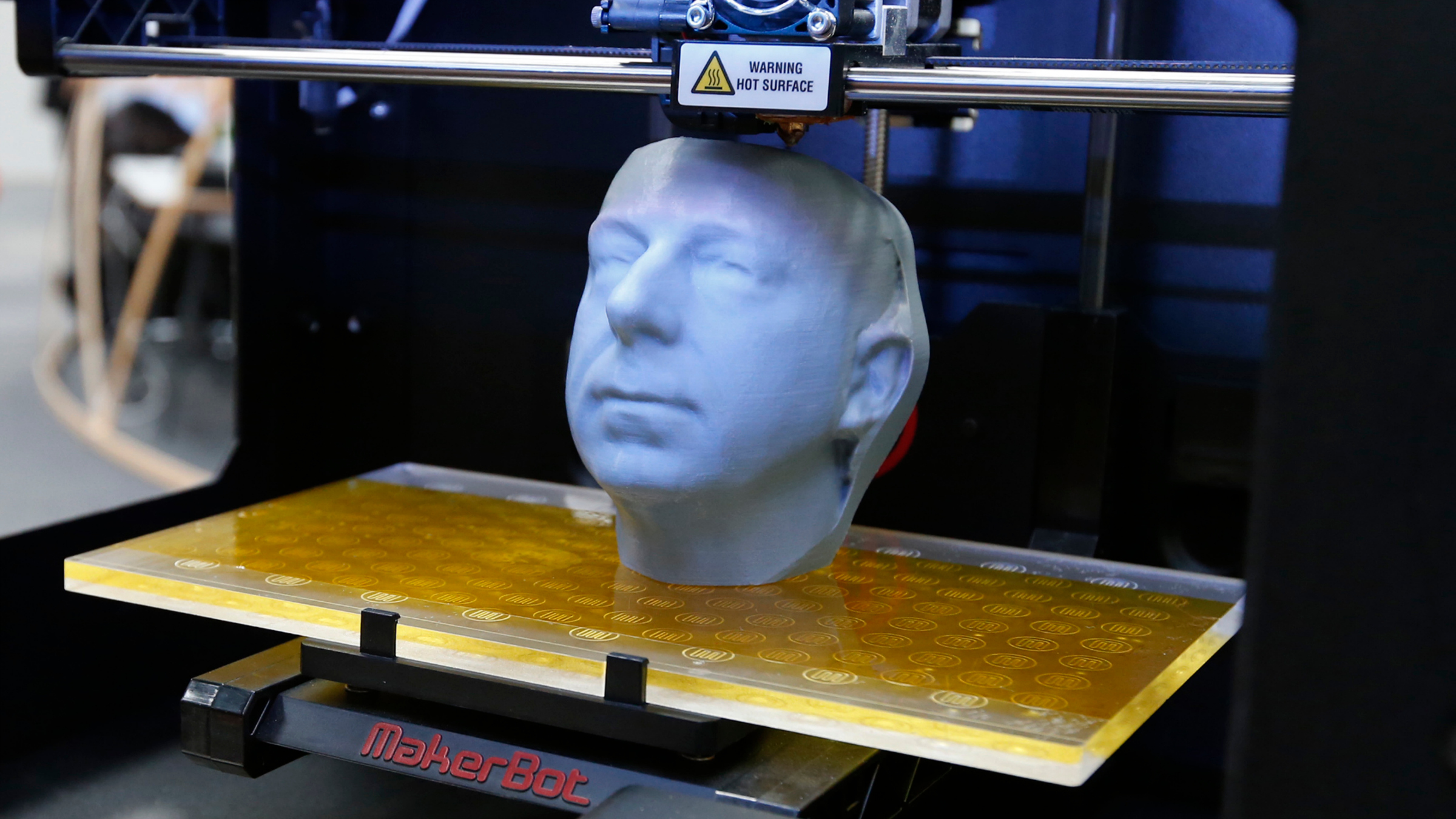With 3D printing, you'll be able to replicate the world's famous