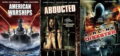 Movies produced by the Asylum