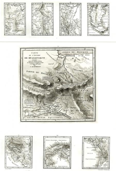 alexander von humboldt canal plans nicaragua panama mexico brazil