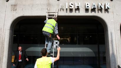 anglo irish bank bailout