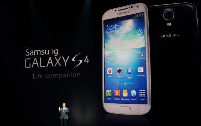 The Galaxy S4 was meant to blow Apple out of the water, but investors are losing faith