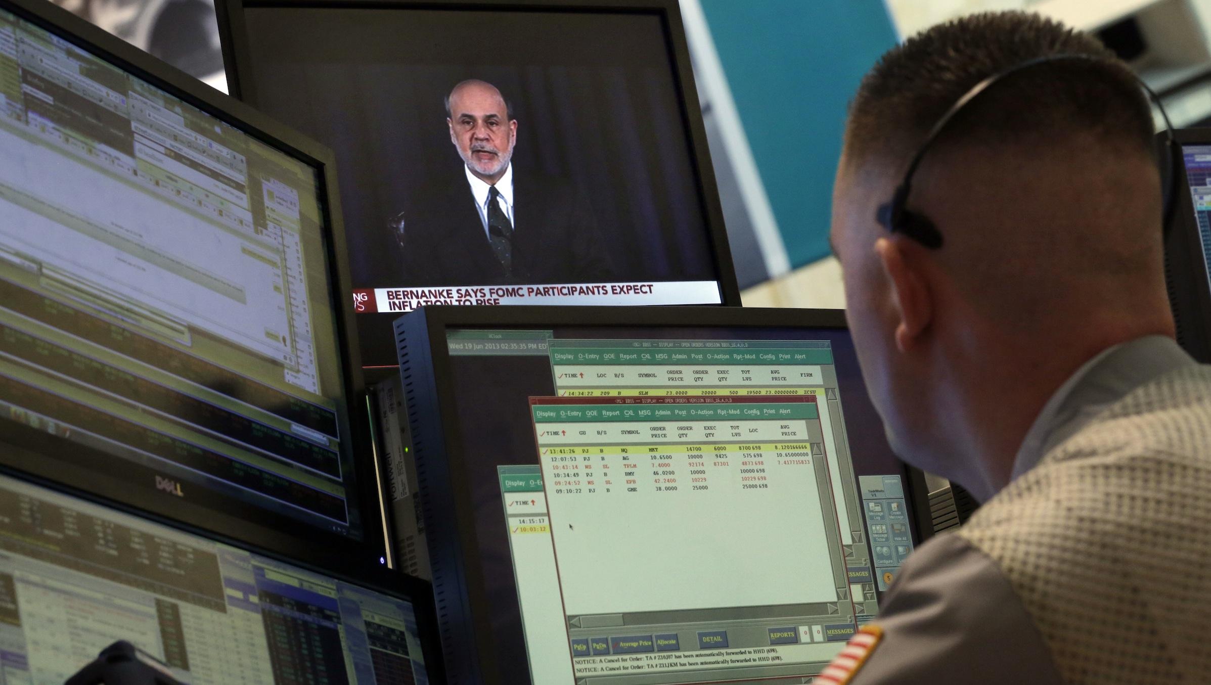 Bernanke and IPOs