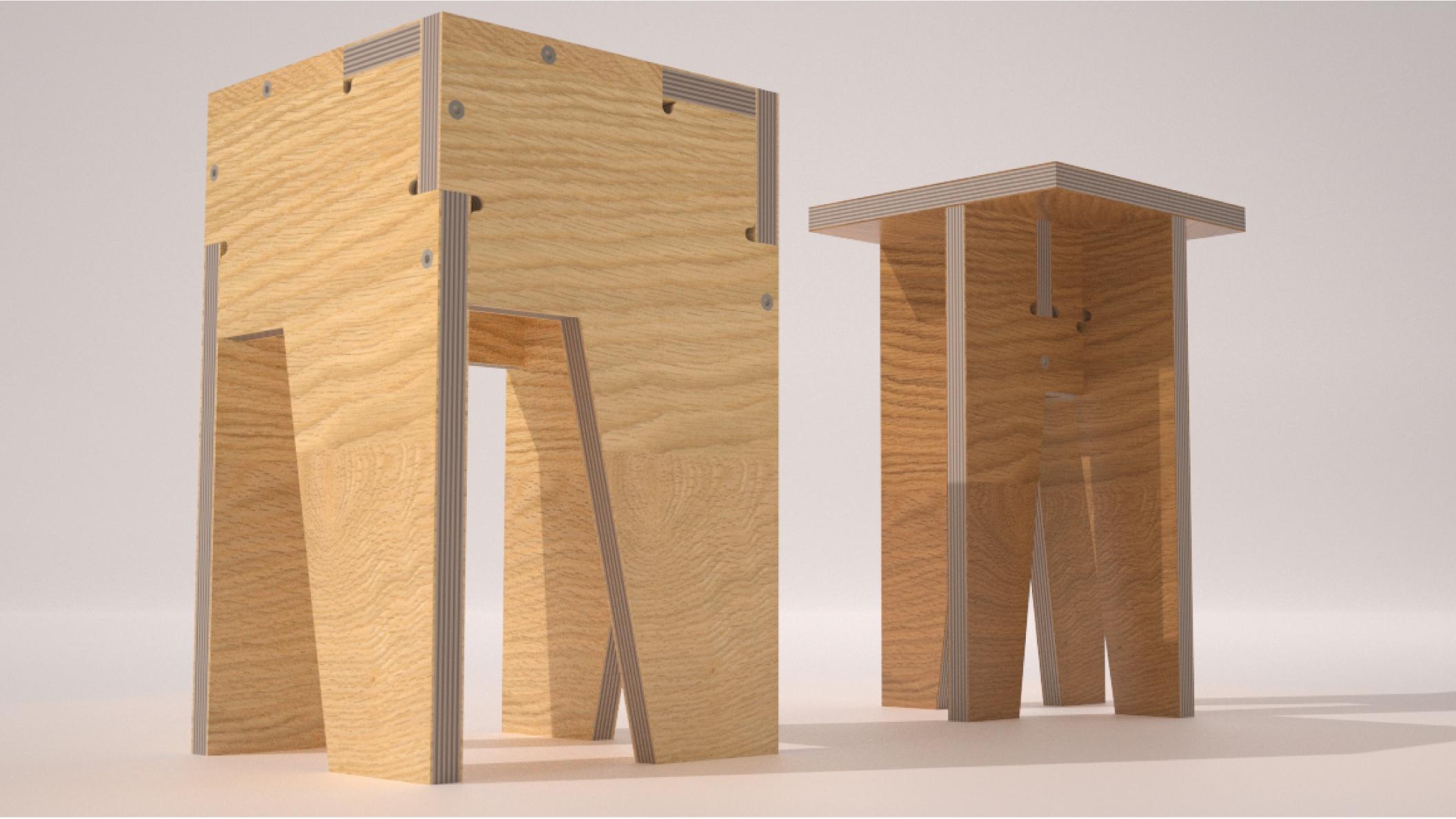 AtFab stools