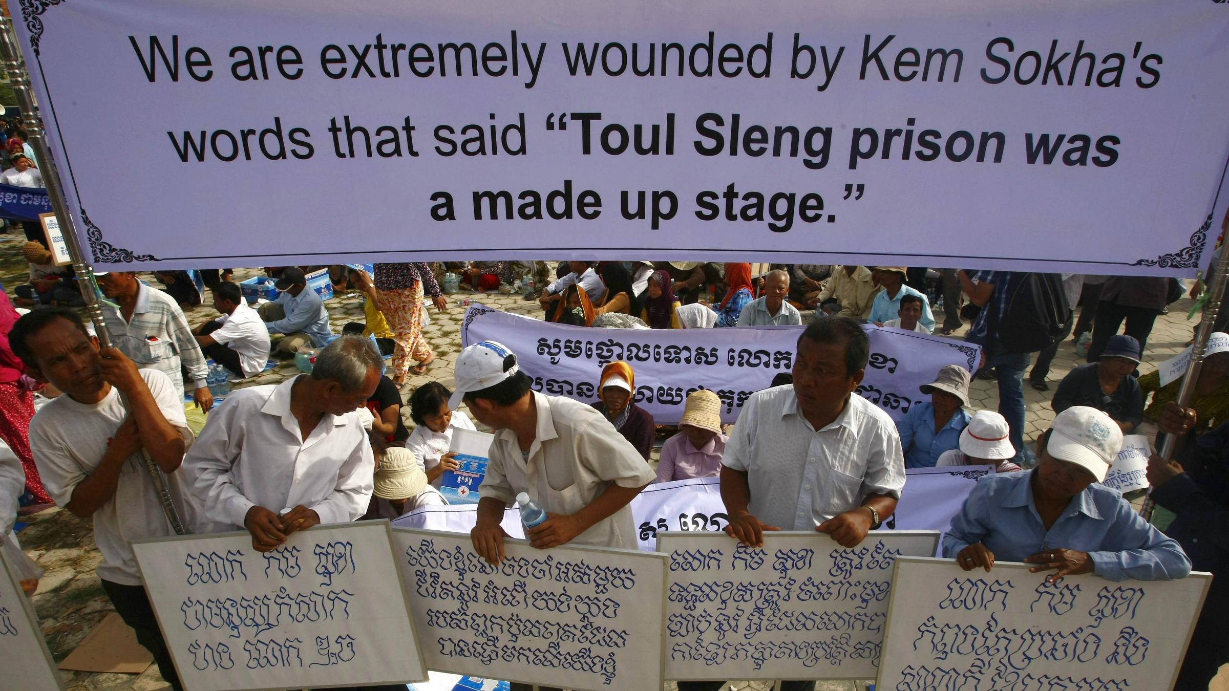 CambodiaProGovProtest