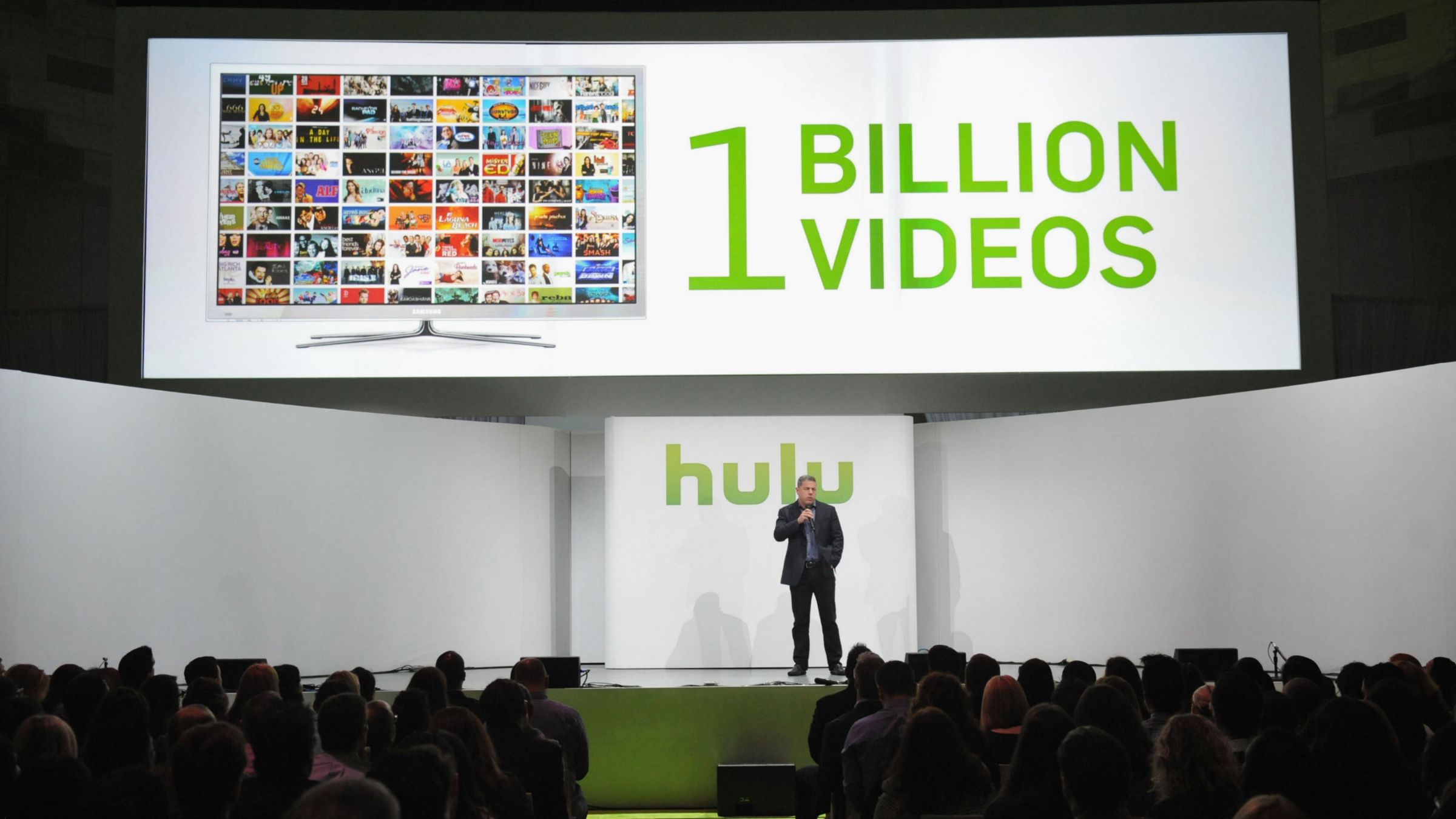 Hulu's acting CEO Andy Forssell