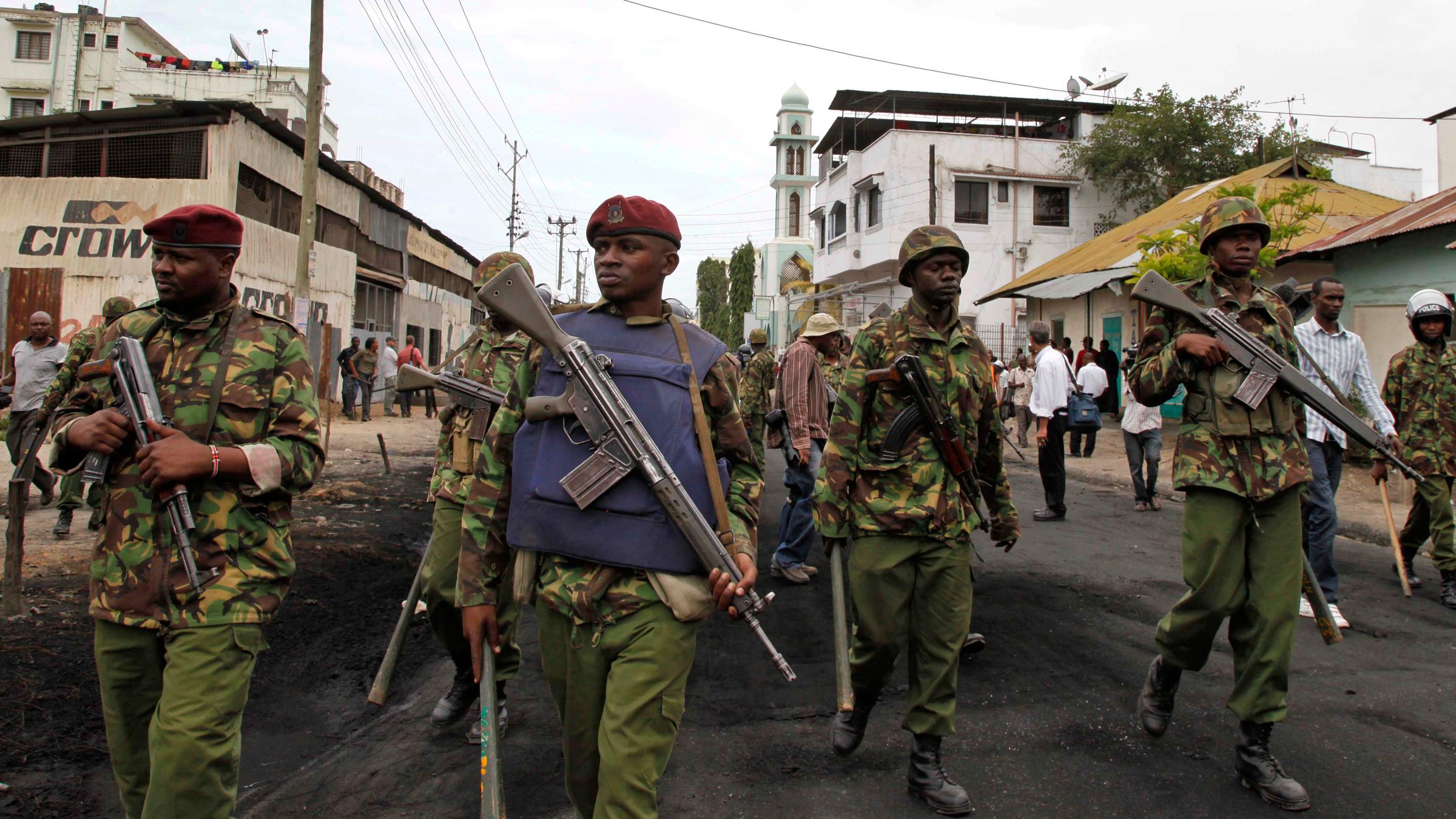 Kenyan-military-searches