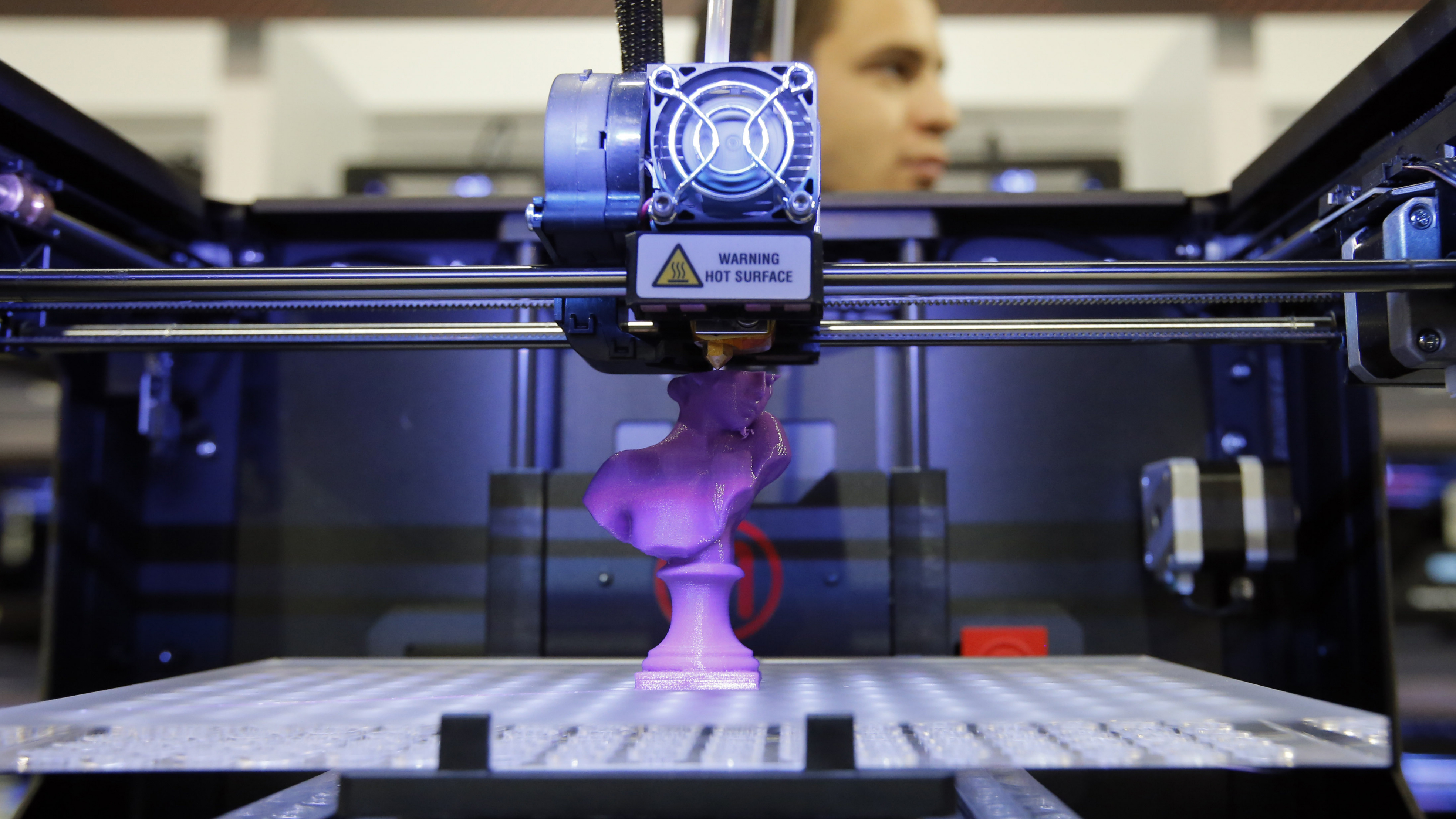 Turns out that giving people the ability to 3D print random tchotchkes is worth about $600 million.