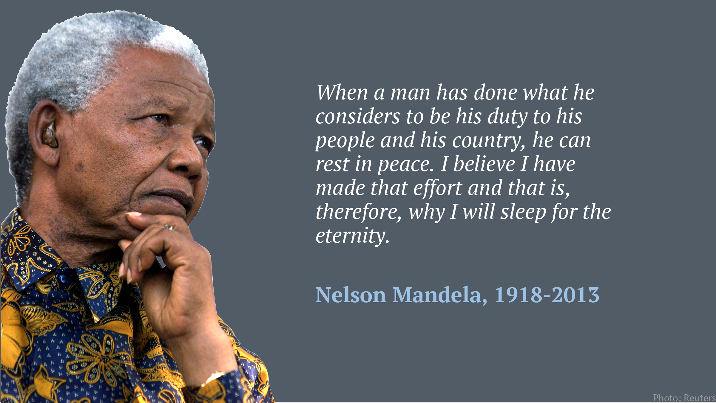 The Wisdom Of Nelson Mandela Quotes From The Most Inspiring Leader