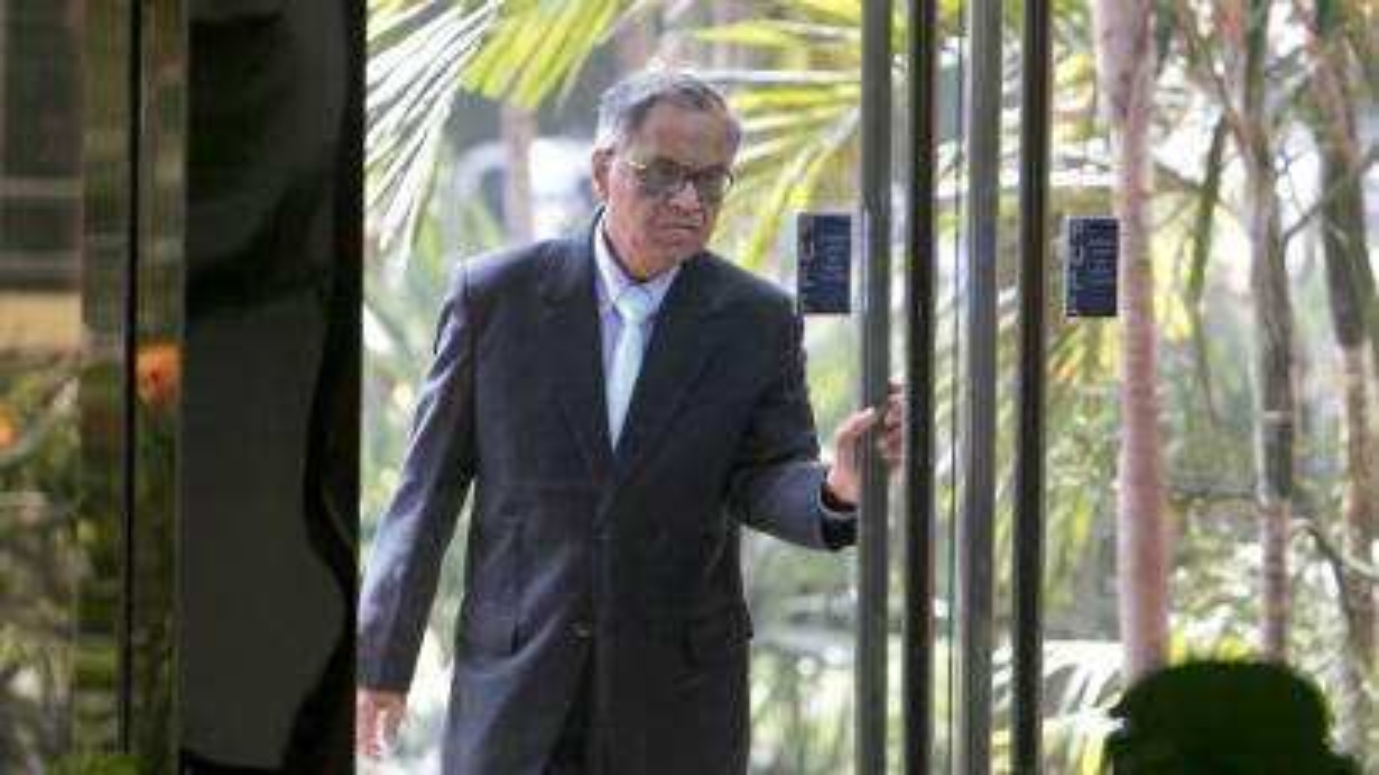 Infosys Technologies Ltd. Chairman N.R. Narayana Murthy
