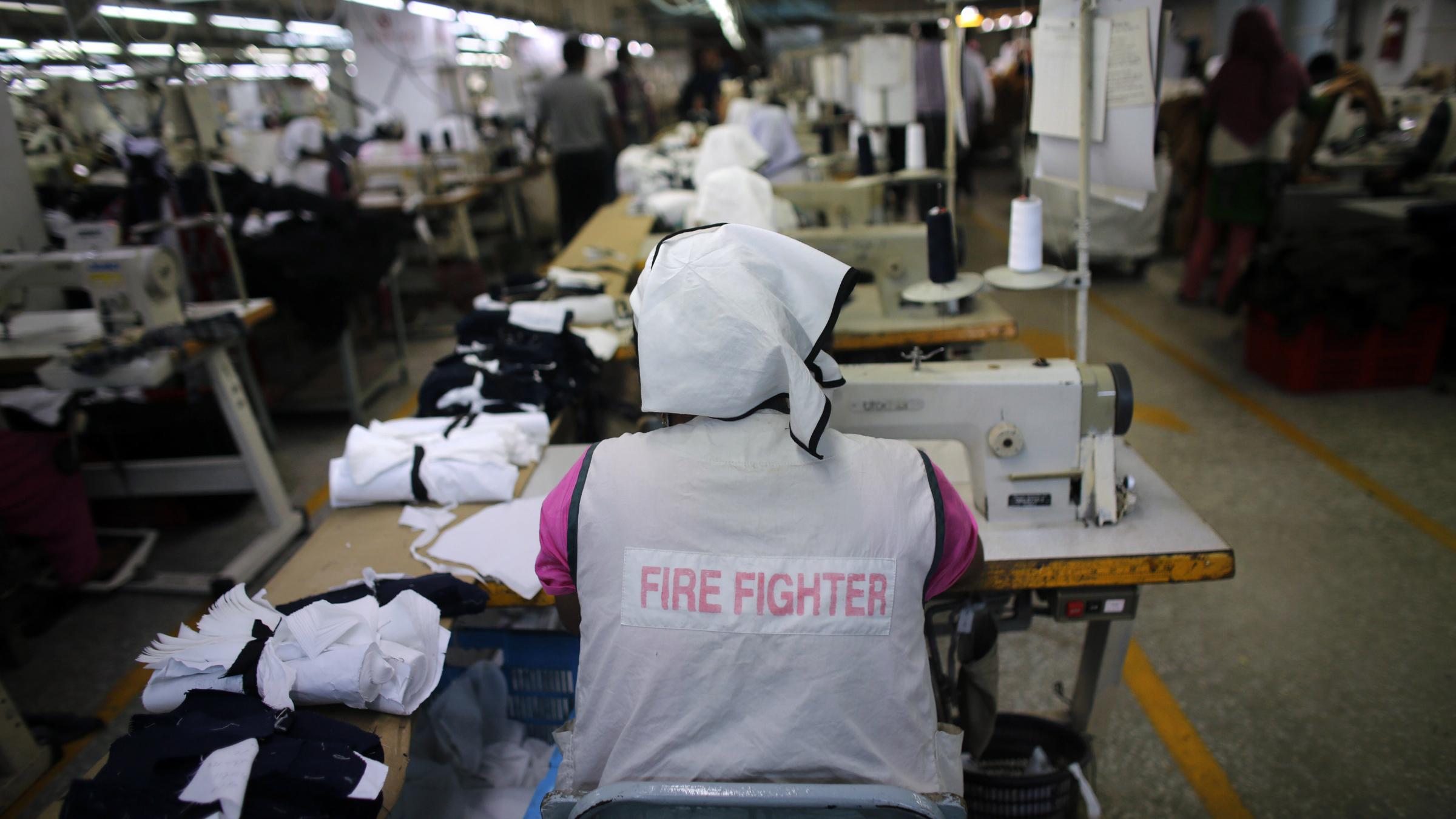 bangladesh garment worker cheap labor