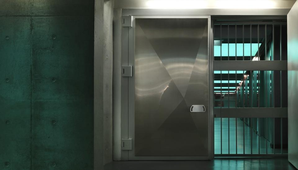 Singapore FreePort vault door
