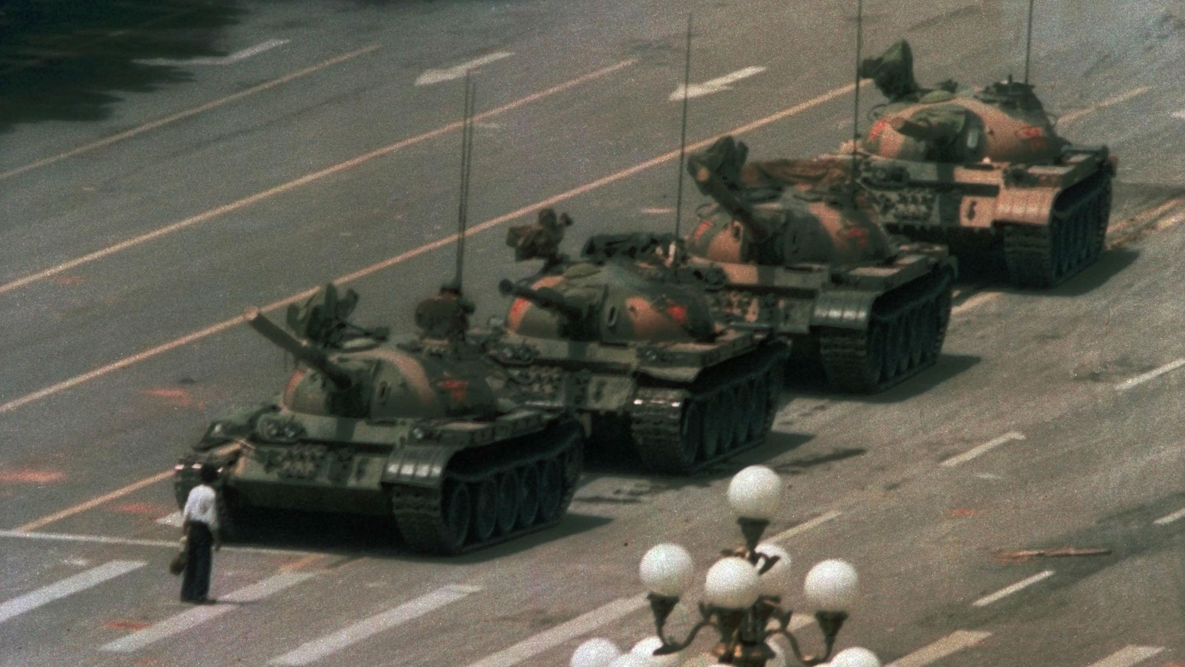 tank man china web