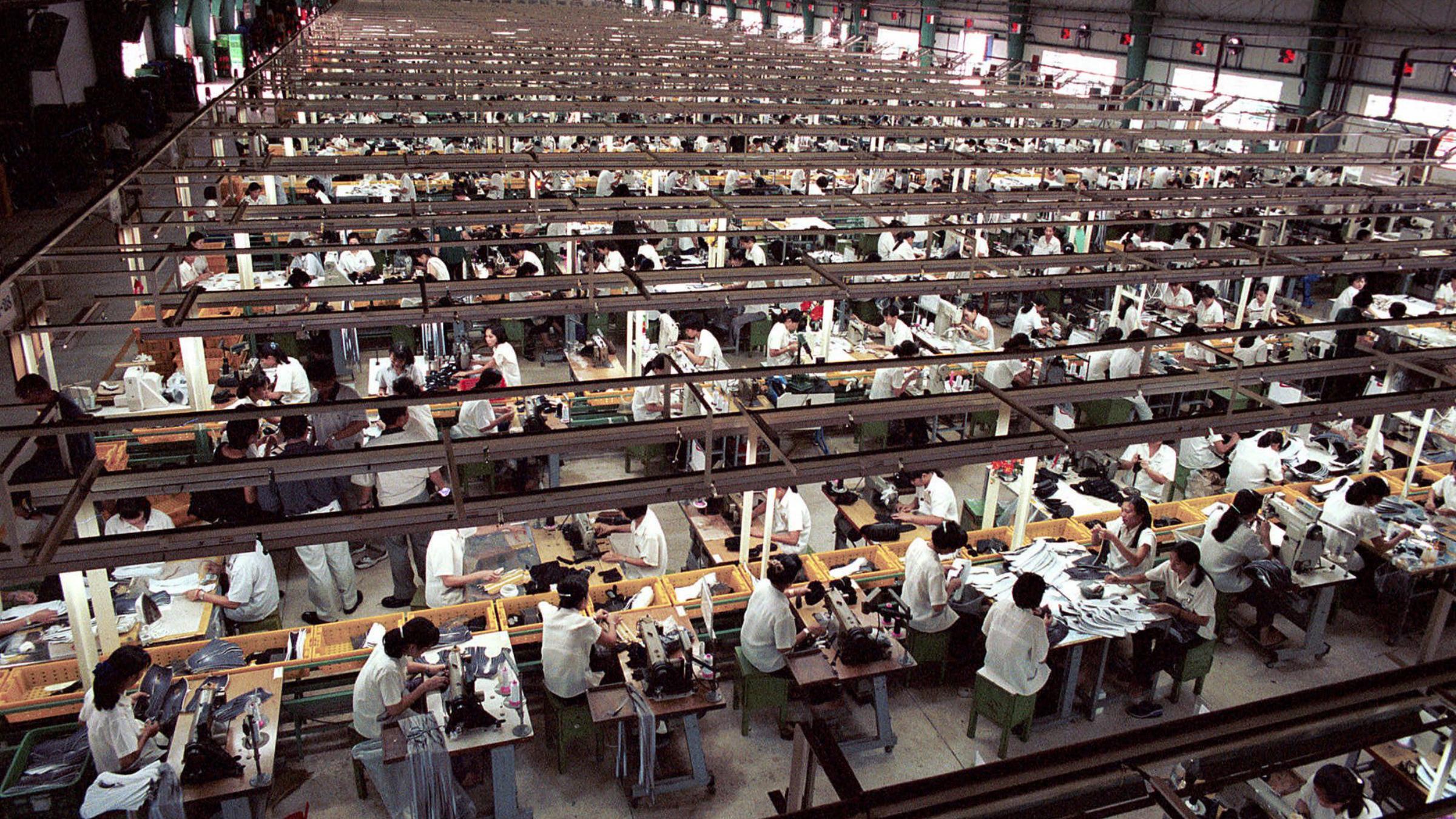 Vietnam Nike factory