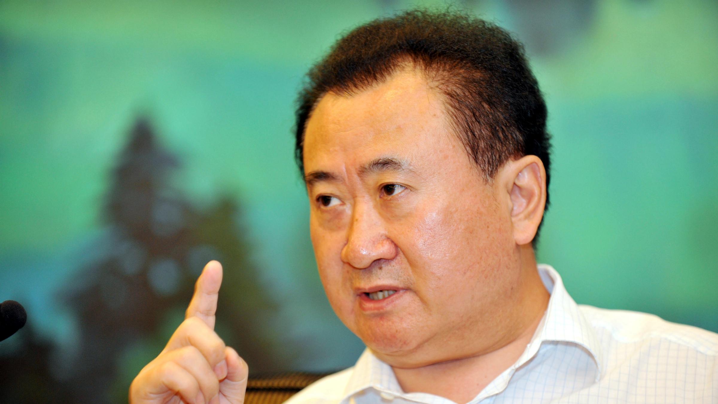 Meet Wang Jianlin, Chinese billionaire and potential Bond