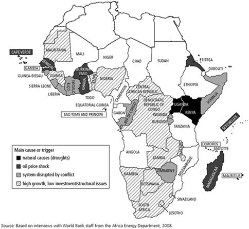 Africa-Power