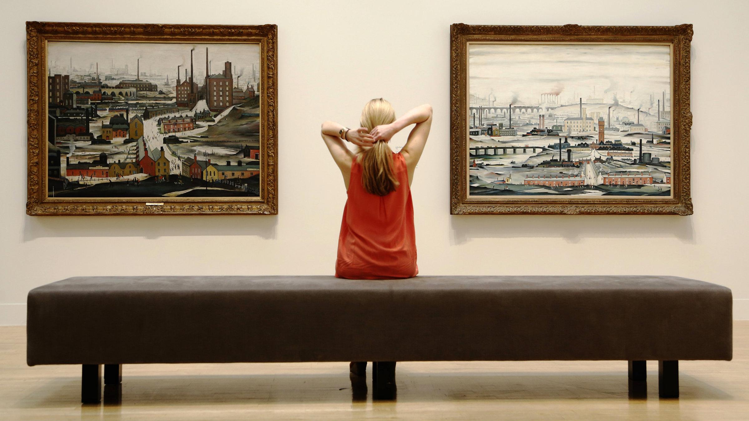 Painting Art Gallery