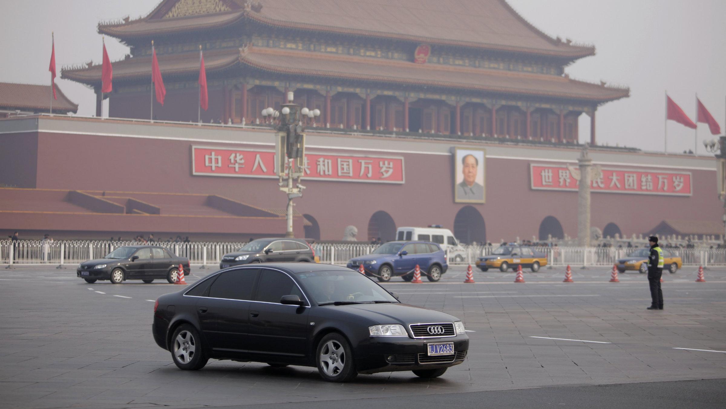 Cheaper outside China?