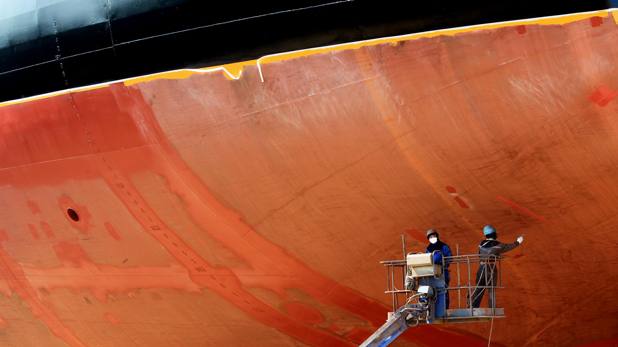 china shipbuilding