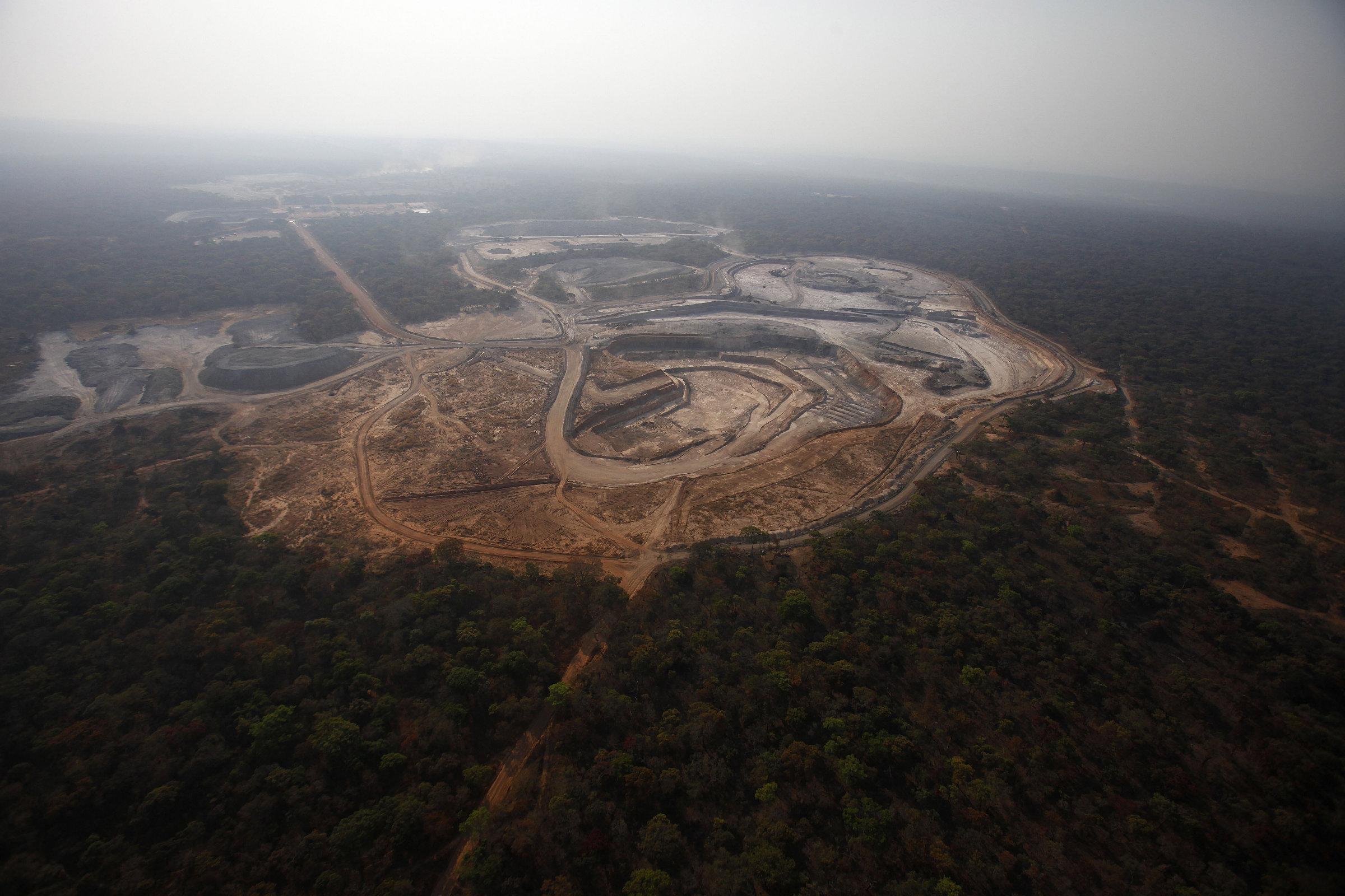 UK investigating Congo mining