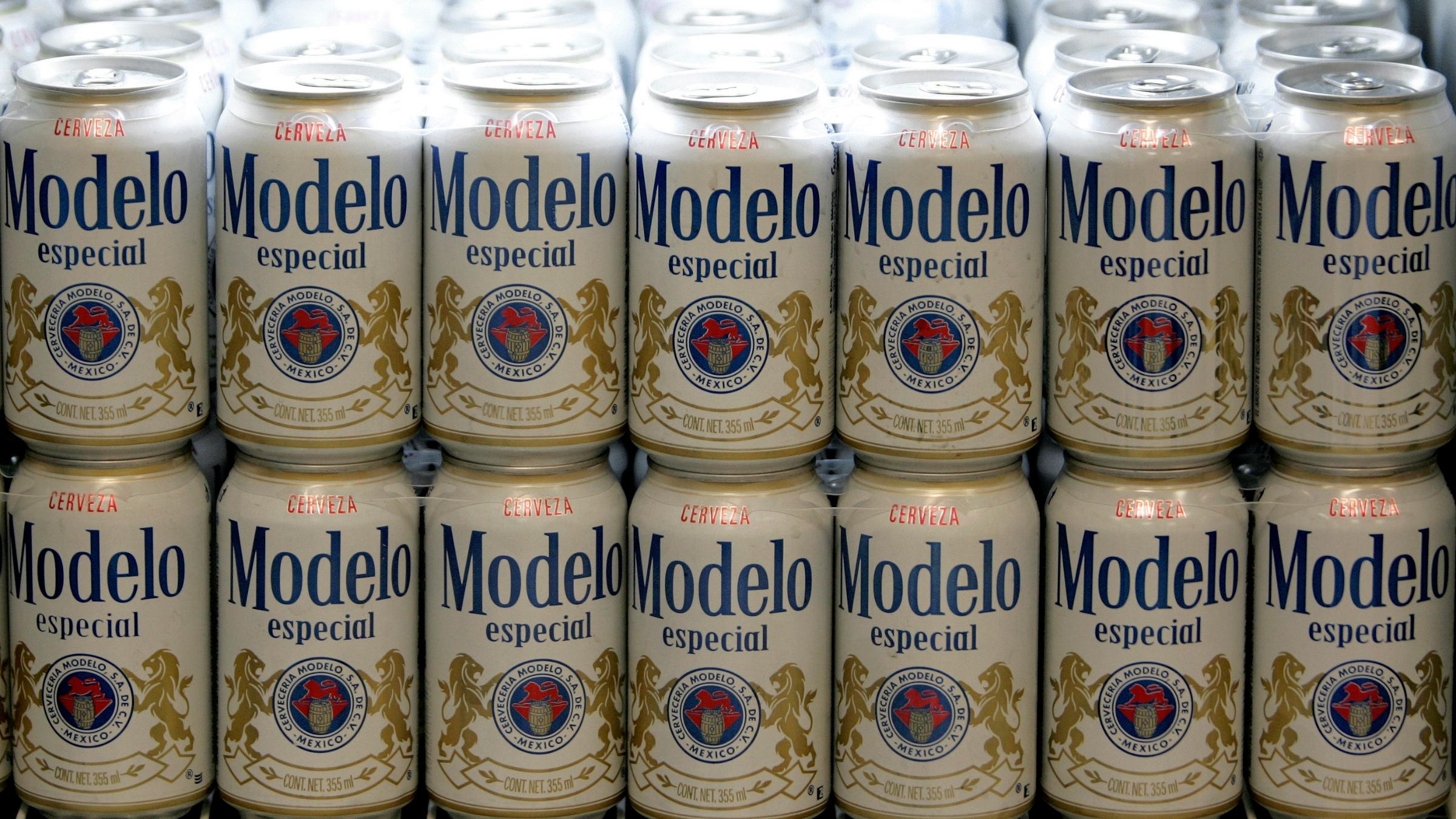 Grupo Modelo Beer