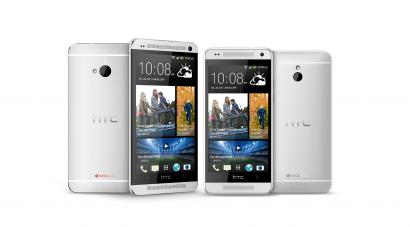 "Next to the flagship HTC One, the ""mini"" doesn't look it at all"