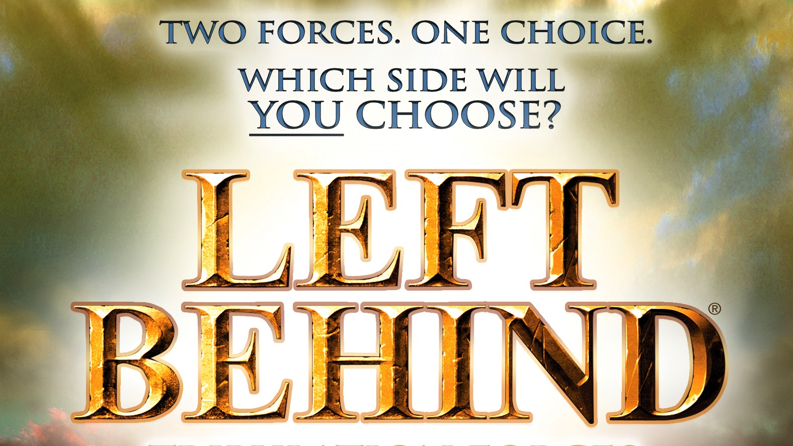 Left Behind Games