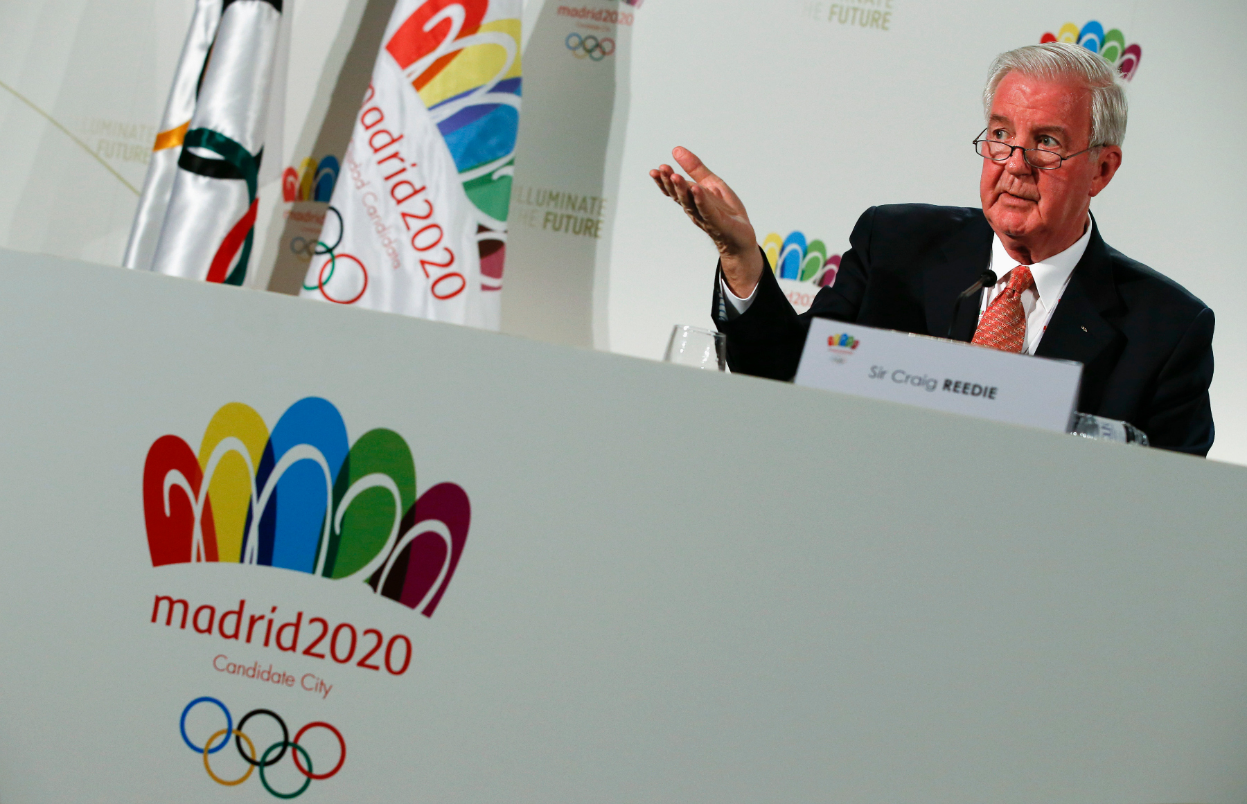 Madrid 2020 Olympics Bid