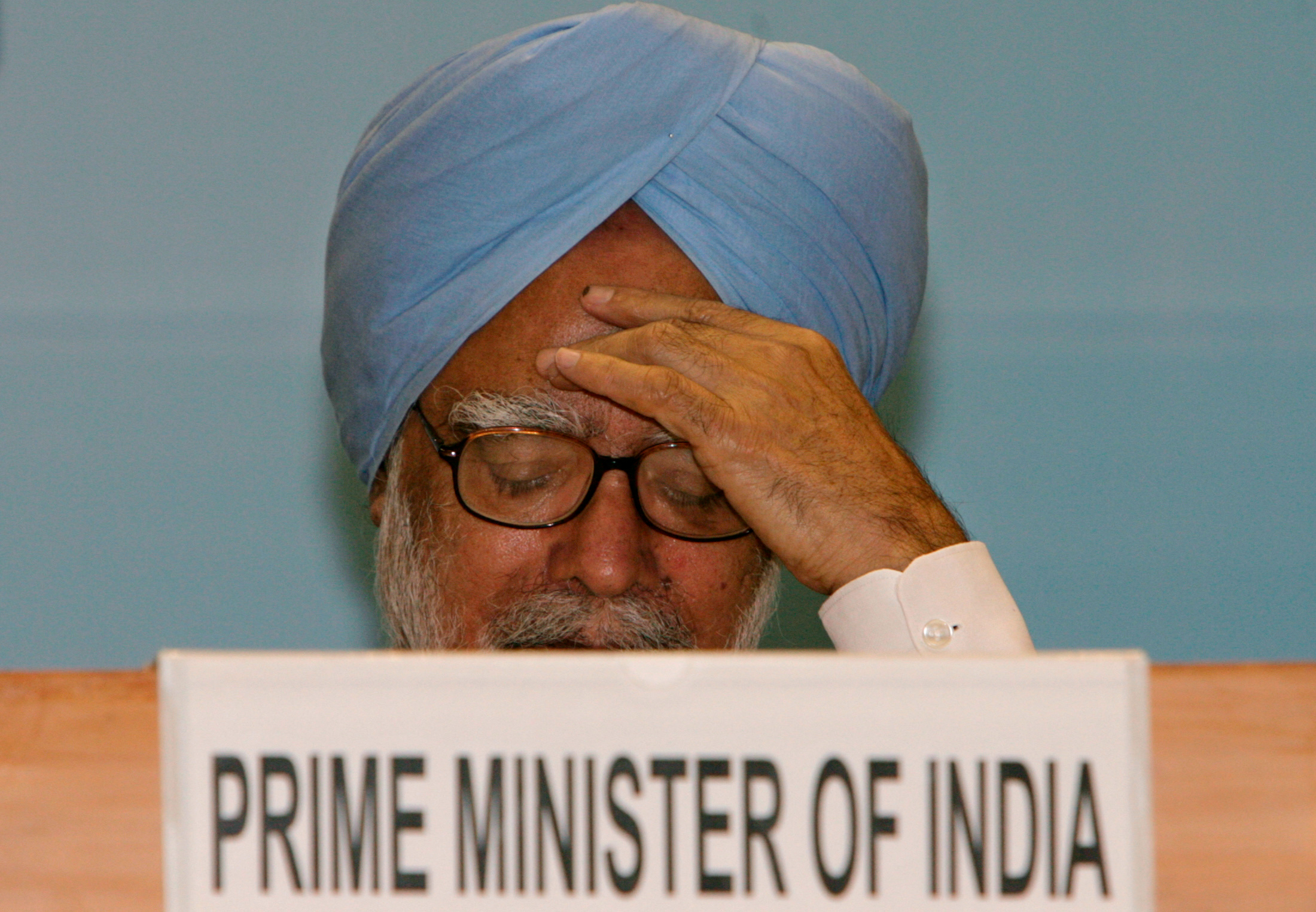 India's prime minister