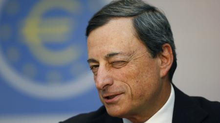 european central bank mario draghi ecb